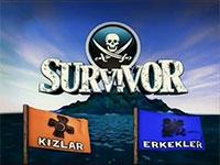 Survivor Kızlar Erkekler